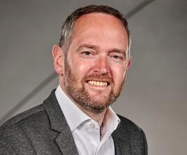 Volkswagen UK head of aftersales Owen Shepherd