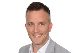 Matt Belsom, Volkswagen Commercial Vehicles area fleet manager for London and the South East
