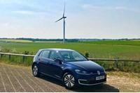 VW e-Golf (2018)