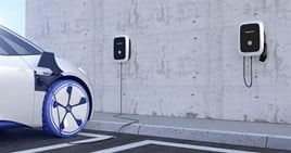 VW Elli EV charge wallbox