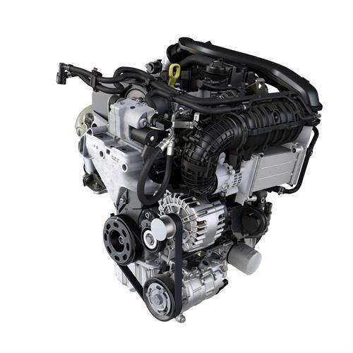 Vw Diesel Engines >> Volkswagen Presents Future Hybrid Gas And Diesel Engines