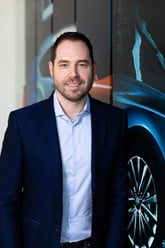 VWFS Dan James marketing director