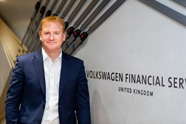 Gavin Jones, Volkswagen Financial Services (VWFS) Fleet's new head of fleet corporate service