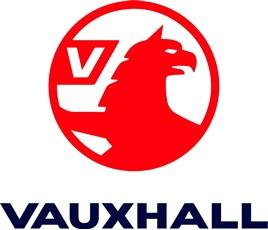 New Vauxhall Motors Griffin logo