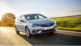 Vauxhall Astra facelift
