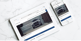 Waylands Automotive's new GForces e-commerce website