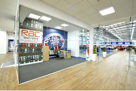 Trade Centre UK's Wednesbury car supermarket