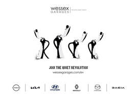Wessex Garages' The Quiet Revolution campaign