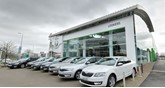 Citygate Automotive's West London Skoda car dealership