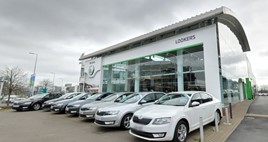 Citygate Automotive's West London Skoda car dealership