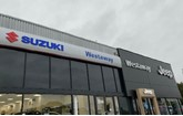 Westaway's new Suzuki dealership in Northampton