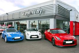 Westway Nissan dealership