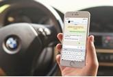 WhatsApp car theft