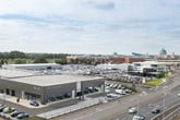 ​Williams Group's BMW/Mini and Jaguar Land Rover (JLR) dealerships at TraffordCity