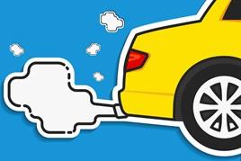 WLTP car exhaust