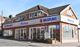 Worleys Garage has opened a new High Wycombe Suzuki GB franchise
