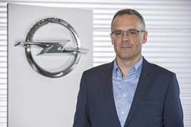 Xavier Duchemin, Opel/Vauxhall managing director sales, aftersales and marketing