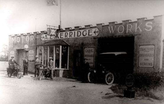 Third-generation Kerridges can trace it roots back to Albert Kerridge, a garage opened at Darsham, near Saxmundham, in 1918.