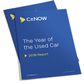 Year of Used CitNOW report 2018