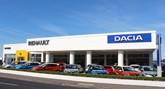 Salvilles Garage's Kidderminster Renault and Dacia showroom