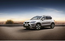 Seat Ateca First Edition 2016