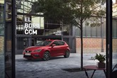 New Seat Leon hatchback