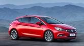 Vauxhall Astra 2015