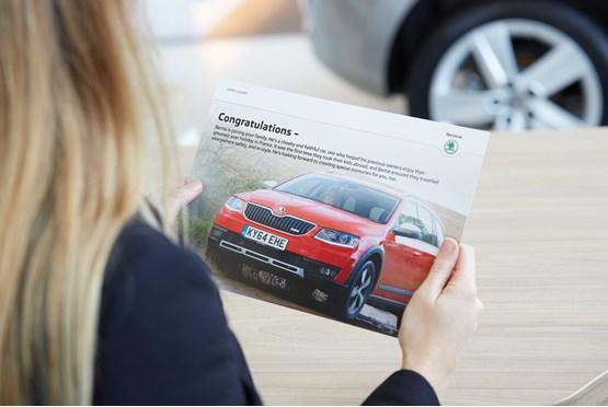 skoda gets personal with used car sales pilot ahead of overhaul in