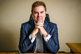 Stoneacre managing director Shaun Foweather