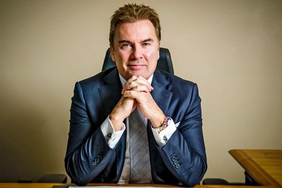 Stoneacre managing director Shaun Foweather