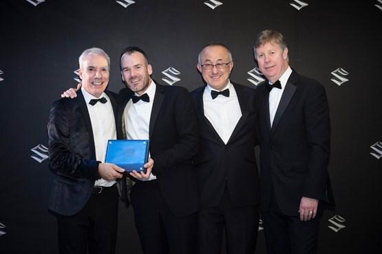 Suzuki Awards: Large dealer of the year - Suzuki Eastbourne