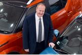 Suzuki GB head of fleet, Graeme Jenkins