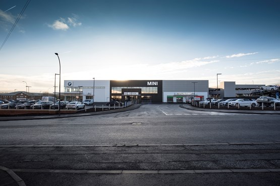 Sytner Opens Uk S Largest Bmw And Mini Dealership Gallery Car Dealer News