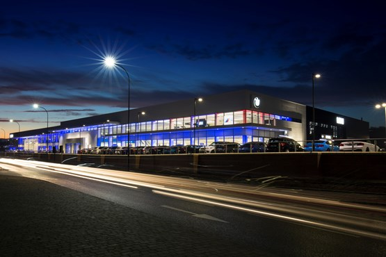 Sytner Opens Uk S Largest Bmw And Mini Dealership Gallery