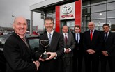 Retailer of the Year: Hodgson Toyota of Gateshead