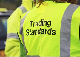 Trading Standards officer 2015