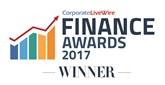 CLW Finance Awards logo