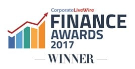CLW Finance Awards logo