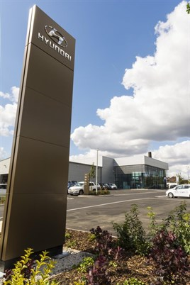 Vantage Motor Group Opens 2 5m Hyundai Dealership Car