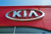 Kia dealership sign