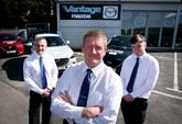 Vantage Mazda Oldham centre staff 2015
