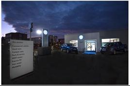 Volkswagen Commercial Vehicles centre - 2017