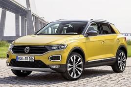 Big seller: Volkswagen T-Roc