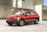 Volkswagen's Tiguan is Europe's top-selling SUV