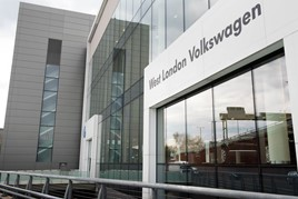 Changing hands: Volkswagen West London