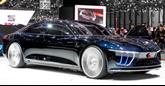 Italdesign Guigiaro GEA concept car 2016
