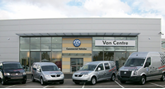 Volkswagen Commercial Vehicles Van Centre 2015