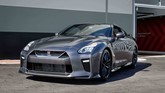 The 2017 Nissan GT-R