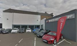 West End Honda Dundee 2017