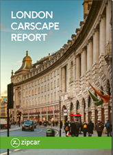 Zipcar report London Carscape 2018